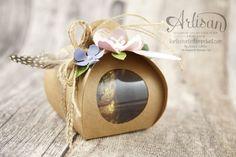 Stampin Up!  - Artisan Design Team - Easter Egg Hunt - decorative box for souvenirs - Botanical Flowers - 3