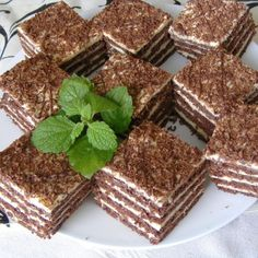 Vegetarian Recepies, Hungarian Recipes, Thing 1, Tiramisu, Dishes, Breakfast, Ethnic Recipes, Baking, Food