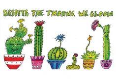 Cacti by: Hilal & Ozcan, Izmir, Turkey
