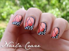 easy freehand nail designs - Google Search