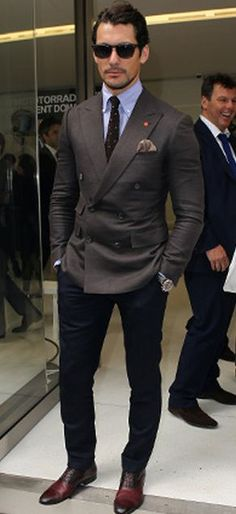 What to say about David Gandy? I really want to say that I am super happy its London fashion week and we can expect to see more and more…