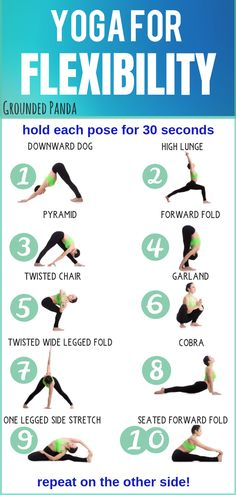 A 10 minute yoga routine for beginners to improve flexibility in just ten minutes a day! This yoga beginner routine is the perfect way to start your yoga for flexibility daily! pilates 10 Minute Beginner Yoga Routine for Flexibility (+ Free PDF) Yoga Fitness, Fitness Workouts, Fitness Plan, Physical Fitness, Fitness Routines, Yoga Workouts, Health Fitness, Fitness Jokes, Pilates Workout Routine