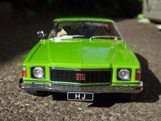HJ Monaro GTS 308 - Jamaica Lime - Biante 1/18