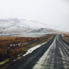 LANDSCAPE | Chasing the snow in Africa