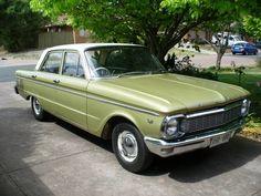 1966 FORD FALCON XP $10500