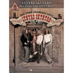 Hal Leonard Lynyrd Skynyrd - All Time Greatest Hits Guitar Tab Songboo