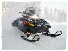 We have a sled like this!