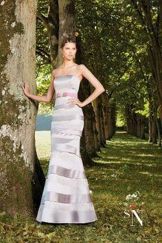 Abiti da cerimonia Sposa DEste - Sonia Peña  Dress!!  Pinterest