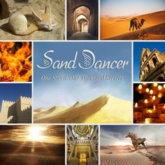 An updated aesthetic for Book One of the Sand Dancer series, a Young Adult Fantasy of fire magic, sword dancing, secrets, and revenge! Available to buy now in ebook and paperback.