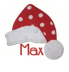 Santa hat shirt