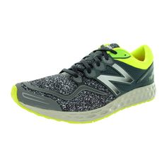 New Balance Men s Fresh Foam Zante With Lime Yellow Running Shoe New  Balance Fresh Foam 289198309