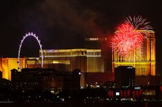Five Last-Minute Las Vegas Trip Ideas for the Fourth of July