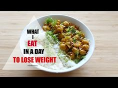 What I Eat In A Day To Lose Weight  Indian Diet Plan/Meal Plan To Lose Weight Fast  Weight Loss #1