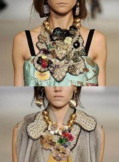 Marni necklaces