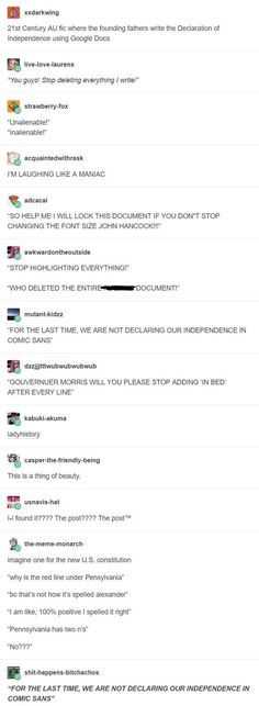 does this count as hamilton? idk i felt it needed to be pinned lol Stupid Funny, Funny Cute, The Funny, Funny Stuff, Funny Things, Random Stuff, Tumblr Funny, Funny Memes, Jokes