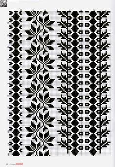 Cross Stitch Floss, Cross Stitch Bookmarks, Beaded Cross Stitch, Cross Stitch Borders, Cross Stitch Designs, Cross Stitch Patterns, Embroidery Patterns Free, Crochet Stitches Patterns, Loom Patterns