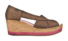 N592 Crust Leather Coco-pink / Anura - Woman Shoes - Online Shop - El Naturalista