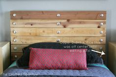 Bedroom Headboard Ideas For Boys Mesmerizing Wooden Diy Carriage