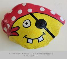 Seashell Painting, Pebble Painting, Pebble Art, Stone Painting, Diy Painting, Stone Crafts, Rock Crafts, Painted Rocks Kids, Painted Pebbles