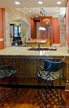 dbb1deb658cc  Kitchen of the Day  Tuscan Kitchens.  Tuscandesign Tuscan Kitchen Design