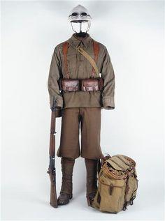 Uniforme de chasseur alpin, Narvick 1940