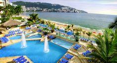 Copacabana Beach Hotel Acapulco, México - Las playas de Acapulco son de las preferidas para vacaciones de verano.