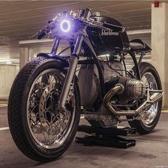 BikeBound — BMW Type 247 looking mean in this new build from...