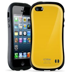 iPhone 5/5S Macaron Case Yellow, $16.95, now featured on Fab.