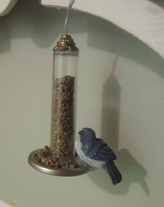how to: bird feeder