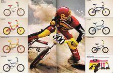 bmx, raleigh, bike, raleigh history,