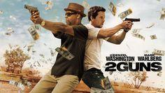 "Prova a guardare ""2 Guns"" su Netflix"