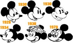 Retrotoons: Mickey Mouse