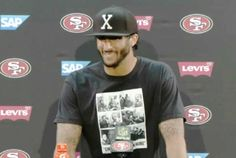 Colin Kaepernick Plans to Discontinue Protest and Stand For Anthem Next Season