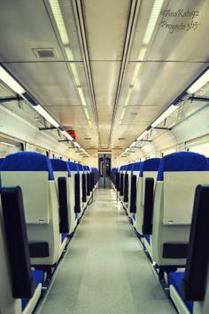 Proyecto 365 de @Ana Kato: 105 - I like trains.