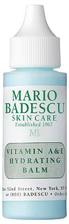 Need a little extra moisture after shaving? For sensitive skin, This Vitamin A & E Hydrating Balm is a great moisturizer for men. It's not just for shaving either- this hydrating balm can also be used under your regular moisturizer or on its own (both day and night!) http://www.mariobadescu.com/vitamin-a-and-e-hydrating-balm?utm_source=social-media_medium=pinterest_campaign=men #men #razorburn #moisturizer
