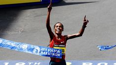 Kenya's Rita Jeptoo, a three-time winner of the Boston Marathon and two-time Chicago Marathon champion, has received a two-year doping ban.