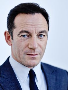 Jason Isaacs Throws a Punch for Esquire Black Book Shoot