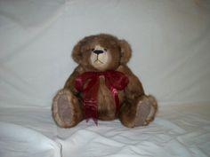 Recycled Sentimental Fur Coat Bear by BearsandBuddies on Etsy, $49.00