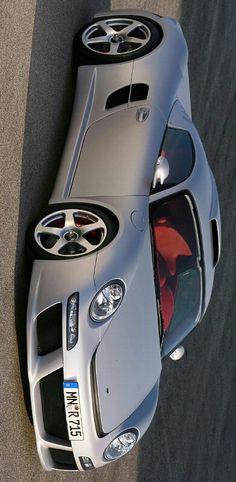 Porsche RUF CTR 3 $540,000 by Levon