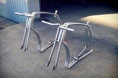 Viks Steel Tube Bike – Fubiz™