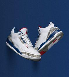 Air Jordan 3 True Blue Cheap Air Jordans 3 - Air Jordan Retro for Sale  Black White Cemenet Cyber Monday OG - Cheap Jordans for Sale 5fe154400