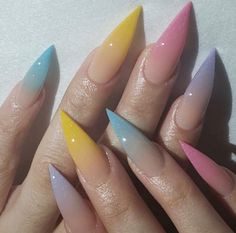 Semi-permanent varnish, false nails, patches: which manicure to choose? - My Nails Acrylic Nails Natural, Best Acrylic Nails, Acrylic Art, Gorgeous Nails, Pretty Nails, Amazing Nails, Perfect Nails, Hair And Nails, My Nails