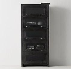 Ryder Iron Bookcase