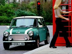 drove one just like this , helped refurb it !! british racing green !