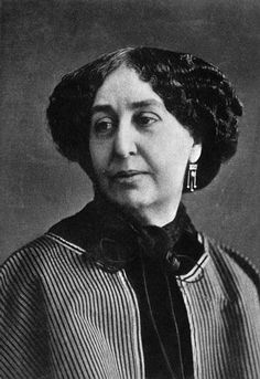 "George Sand: ""We cannot tear out a single page of our life, but we can throw the whole book in the fire."""