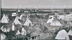 Plains Indians, Old West, Camps, Native Americans, Nativity, Miami, Old Things, Southern, History