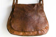 campomaggi leather satchel