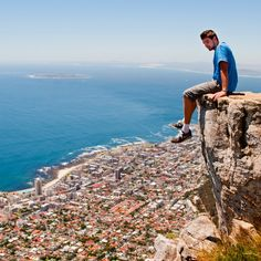 Lion's Head Mountain @ Cape Town