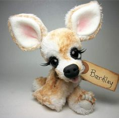 Barkley by Little Bittie Bears