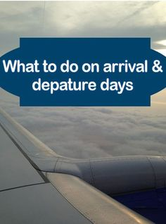6 ideas on what you can do on your arrival & departure days at Walt Disney World